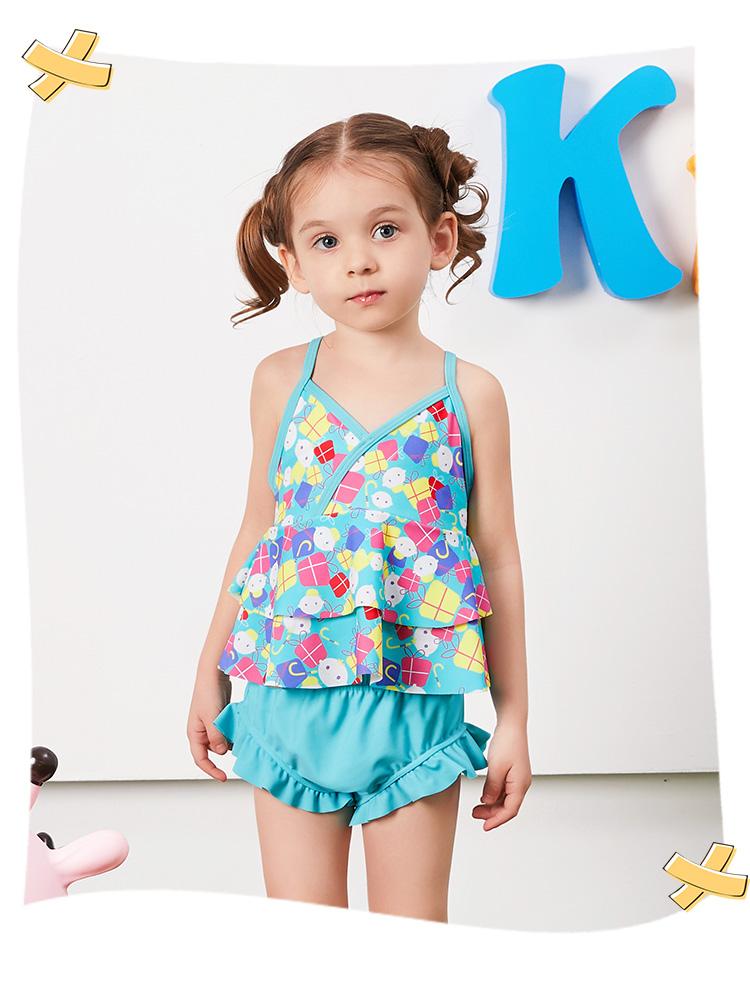 Y0505,图片1,中小童游泳衣