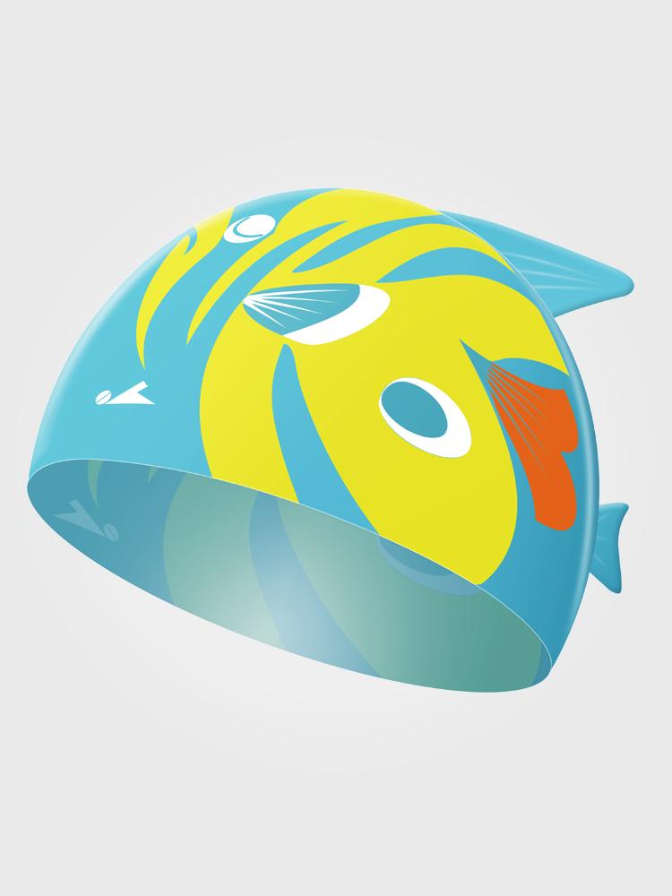 K0052,图片0,可爱卡通印花泳帽