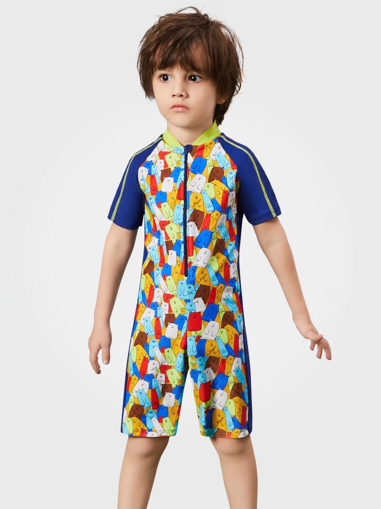Y0511,图片0,卡通造型儿童套装