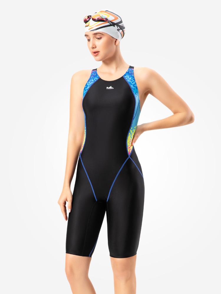 706,图片3,连体及膝泳衣