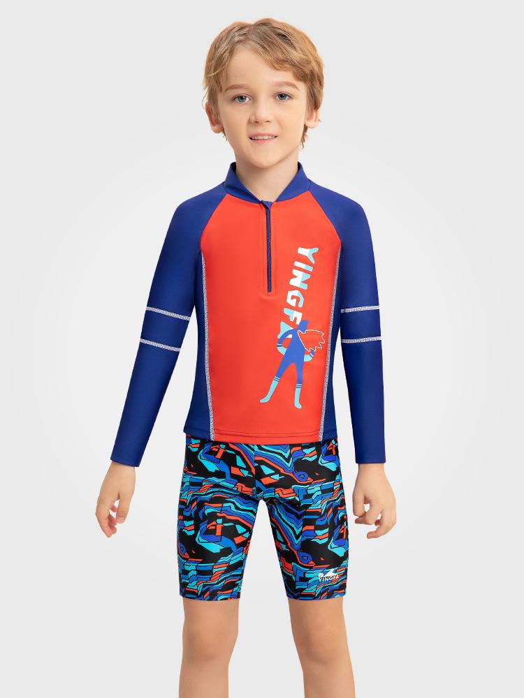 Y0519,图片0,儿童卡通游泳衣