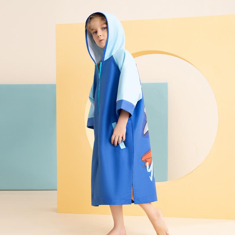 Y09,图片3,双面绒印花衣(儿童)