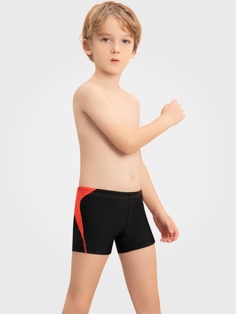 Y0257,图片0,儿童平角裤游泳裤