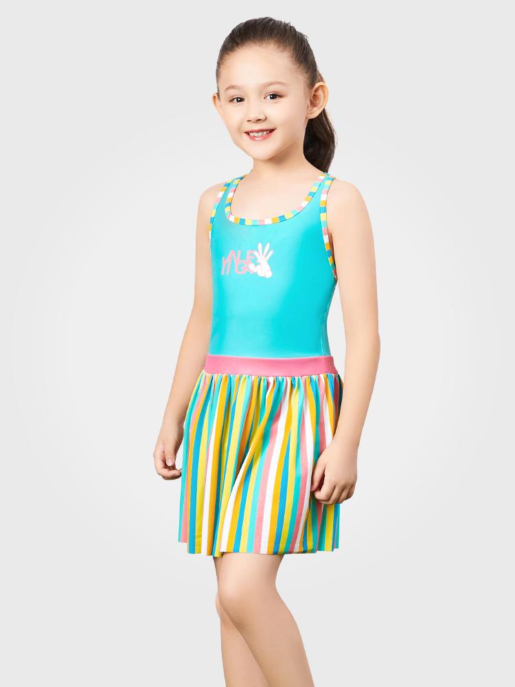 Y0387,图片0,可爱裙式泳装