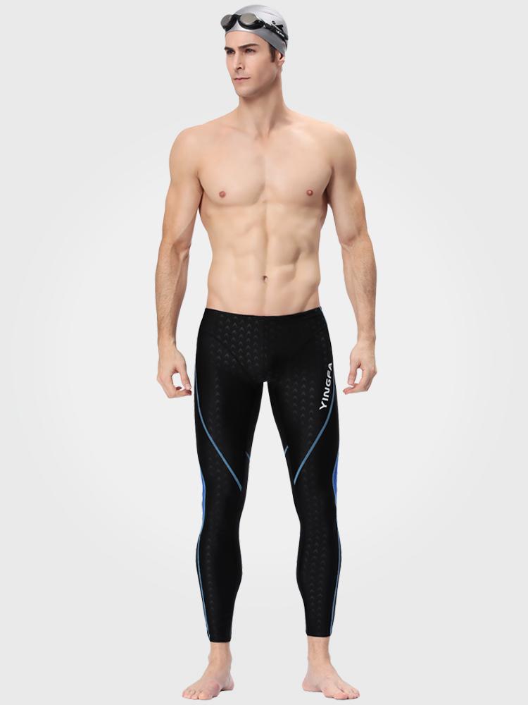 9117,图片0,速干专业九分游泳裤