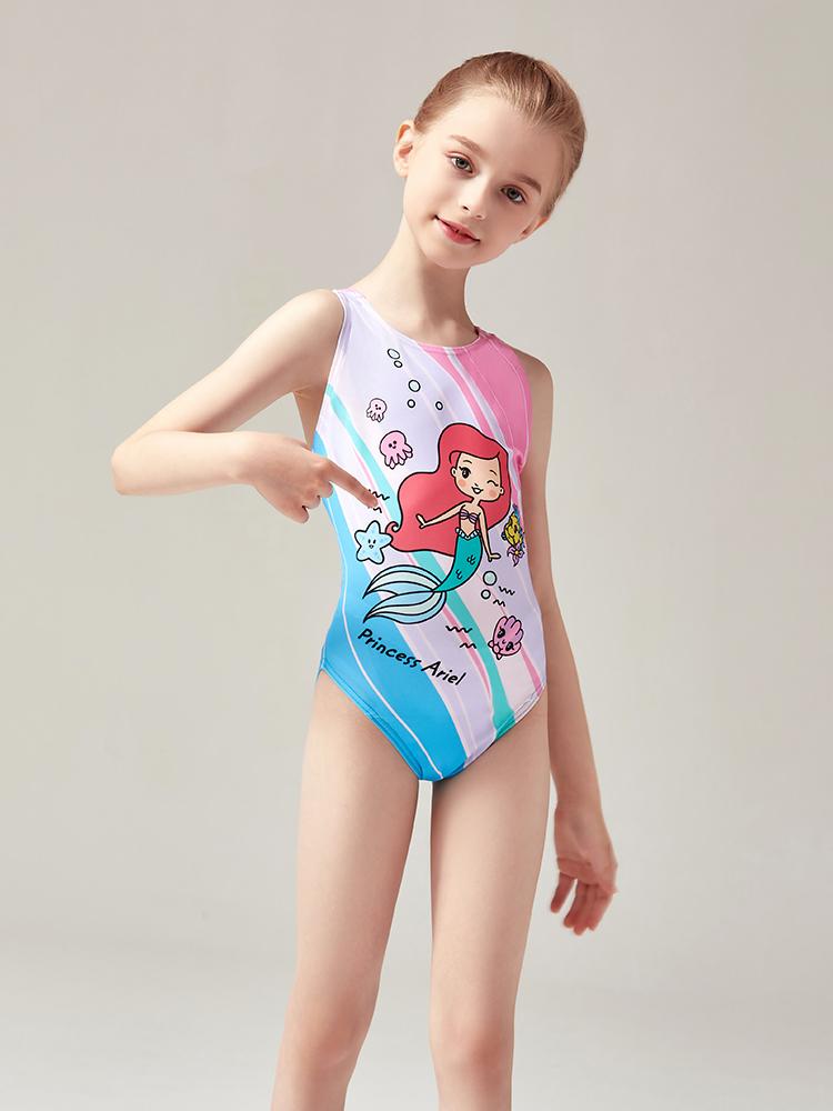D22001,图片3,专业三角连体泳衣