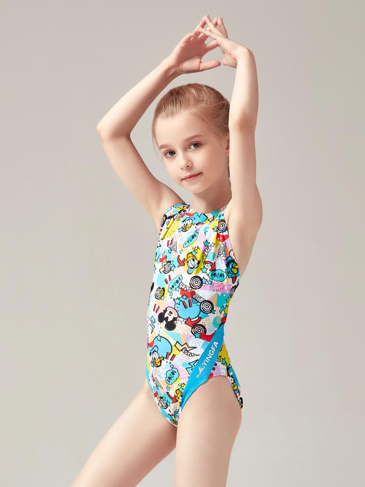 D22007,图片3,专业竞技三角连体泳衣