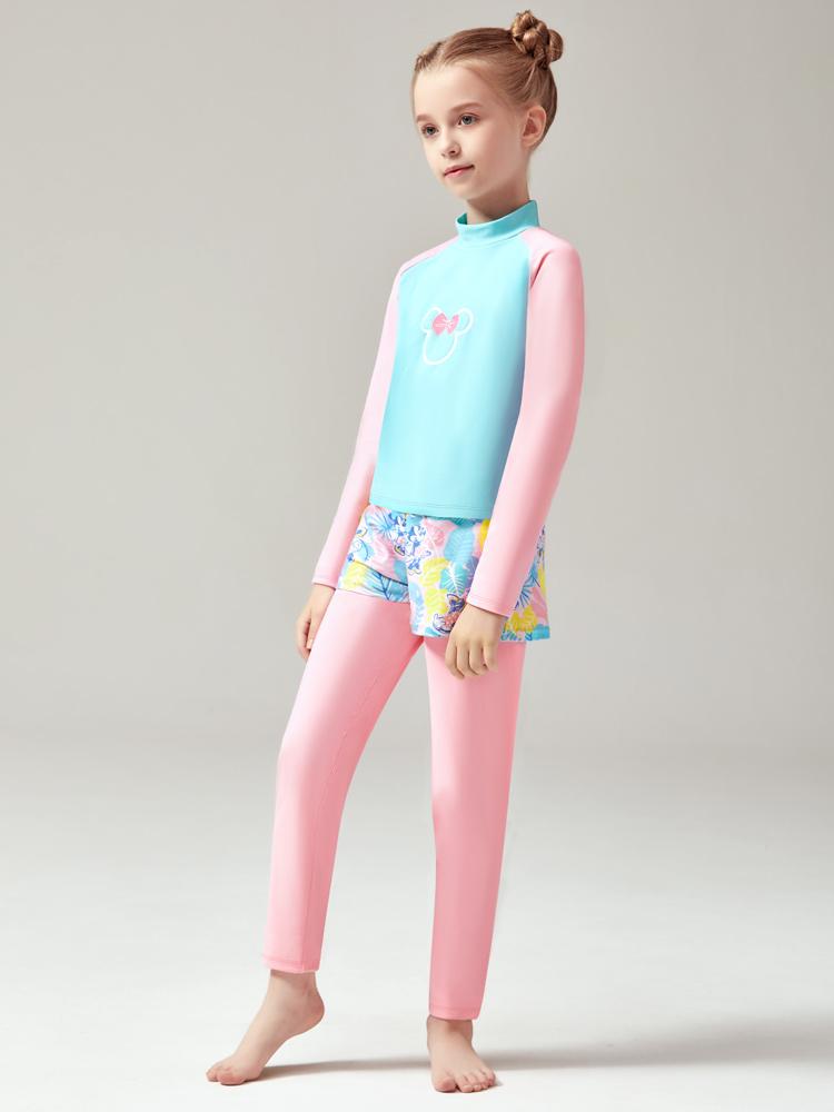 D23153,图片3,女童连体泳衣