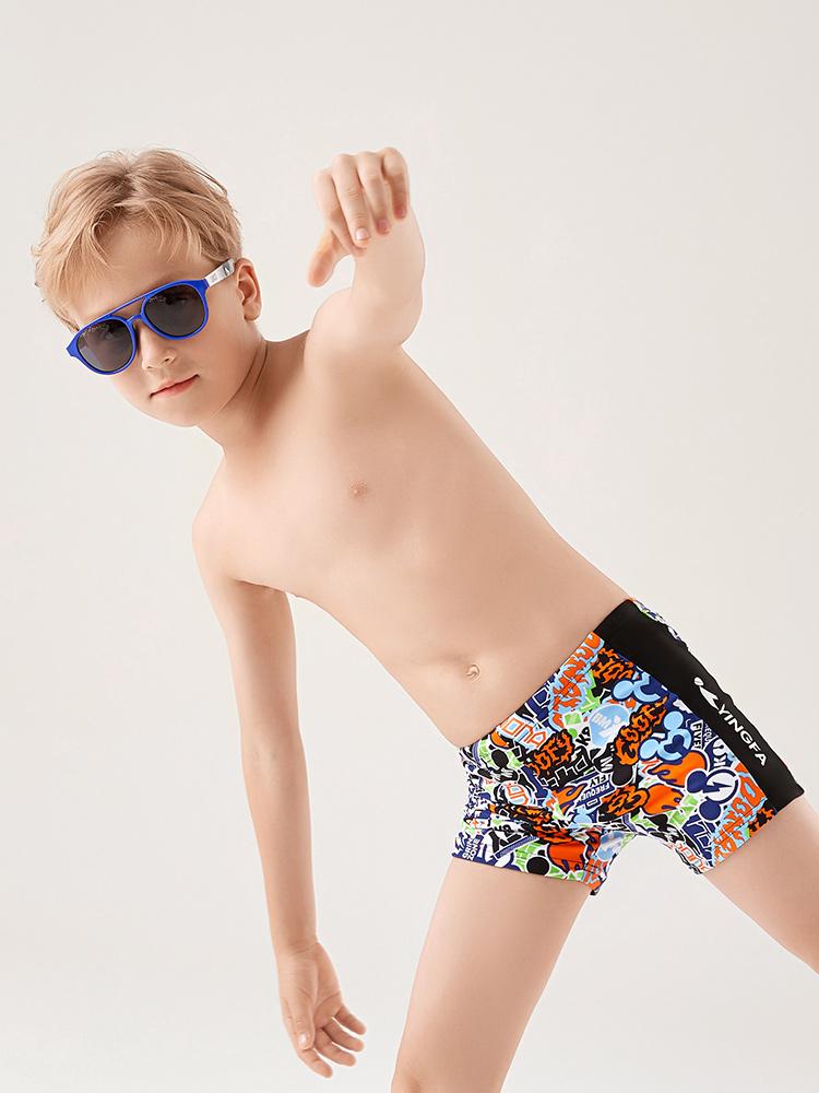 D26212,图片1,男童平角泳裤