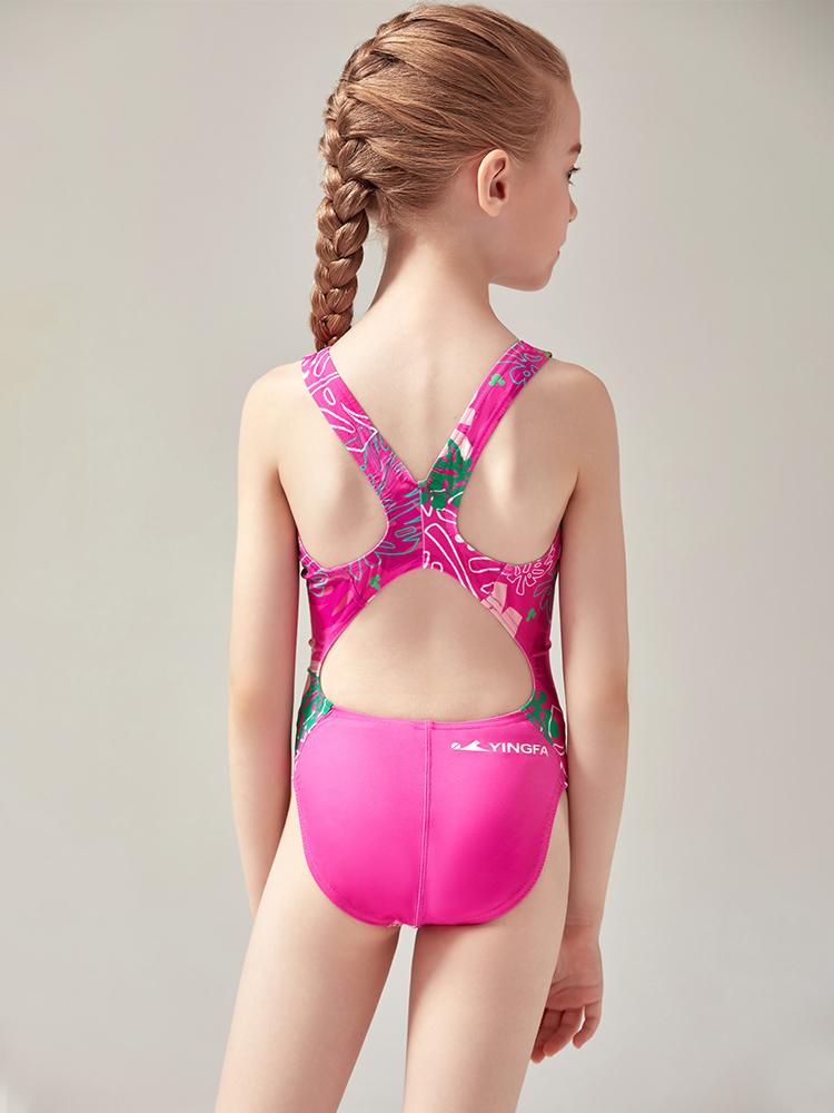 D22011,图片4,三角连体泳衣
