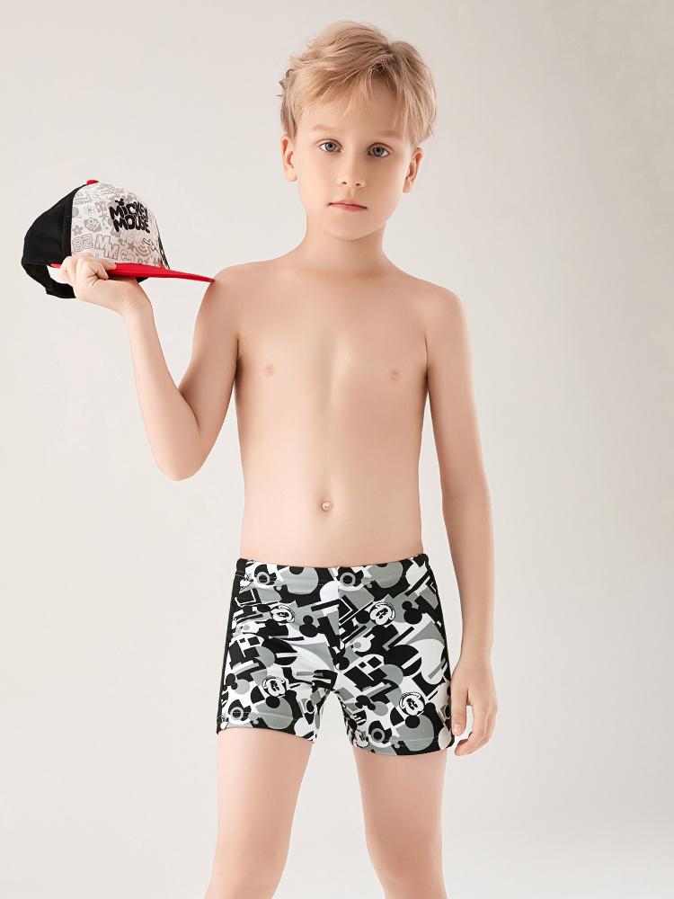 D26211,图片2,男童平角泳裤