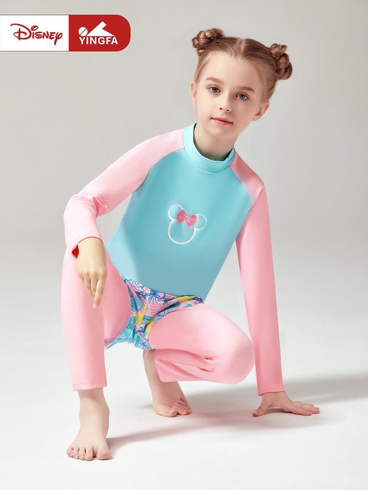 D23153,图片0,女童连体泳衣