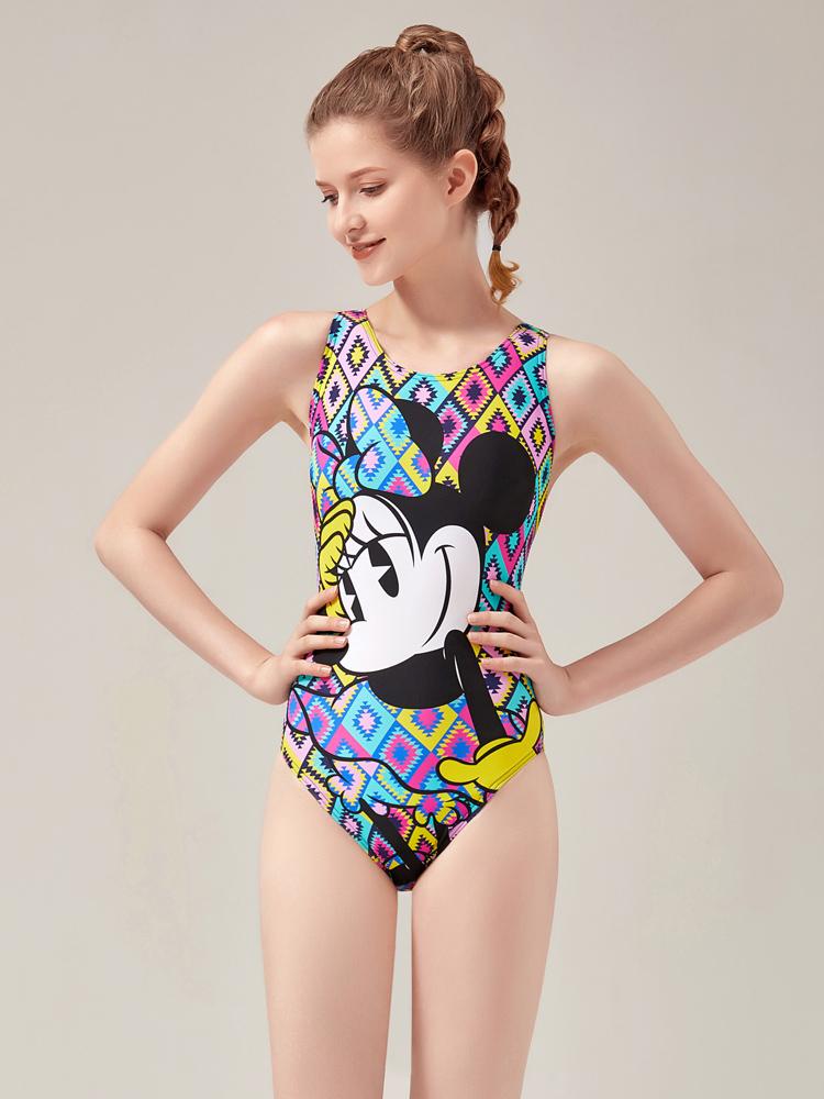 D22012,图片1,专业三角连体泳衣