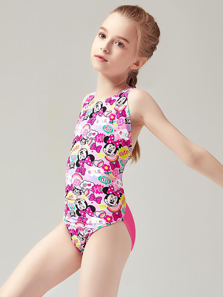 D22016,图片1,三角连体专业泳衣