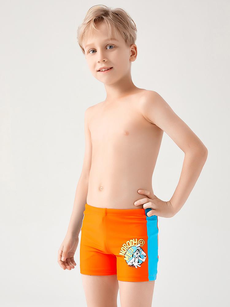 D26210,图片1,男童平角泳裤