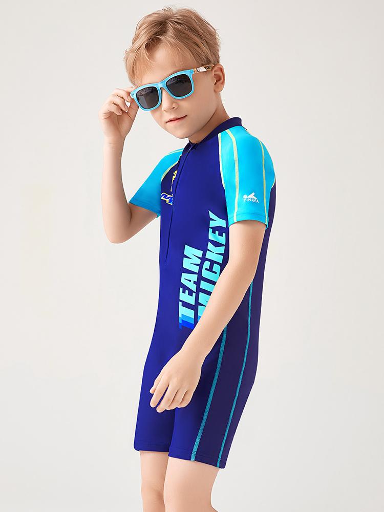 D23158,图片2,男童休闲连体泳衣