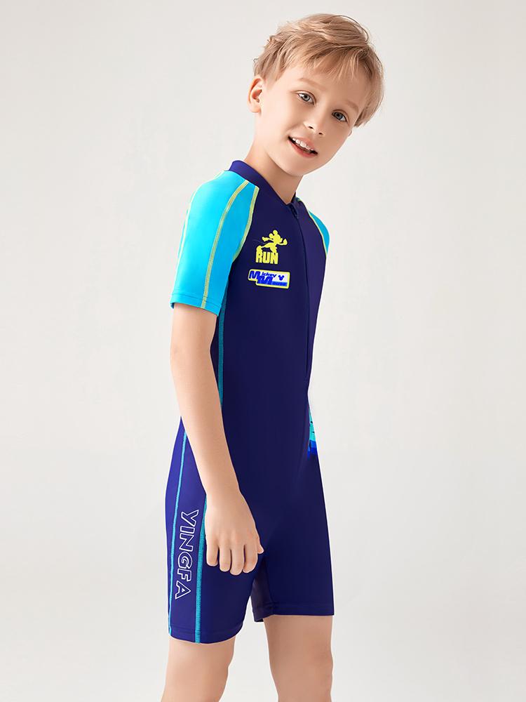 D23158,图片3,男童休闲连体泳衣