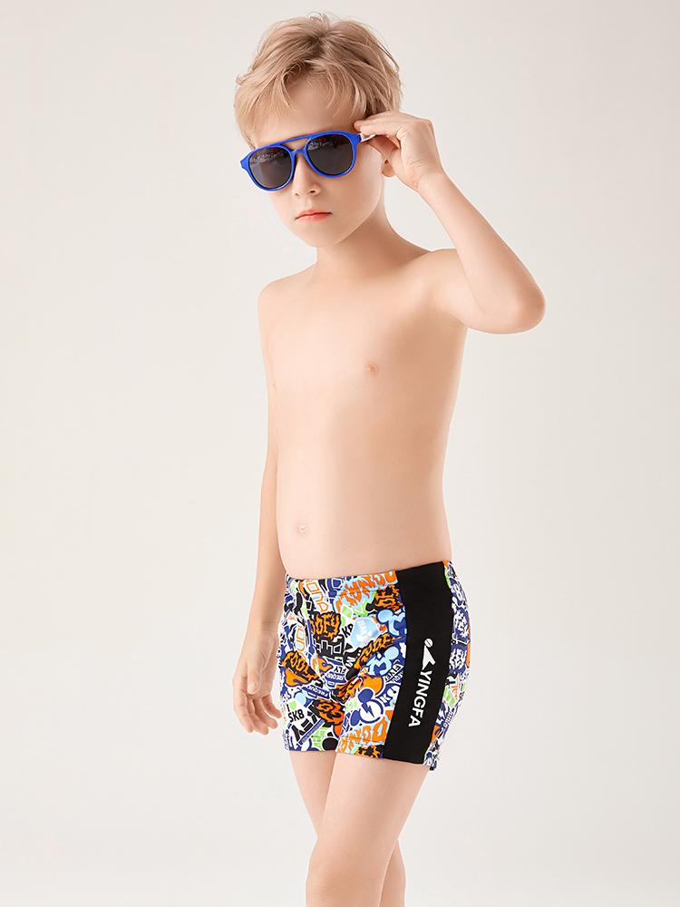 D26212,图片3,男童平角泳裤