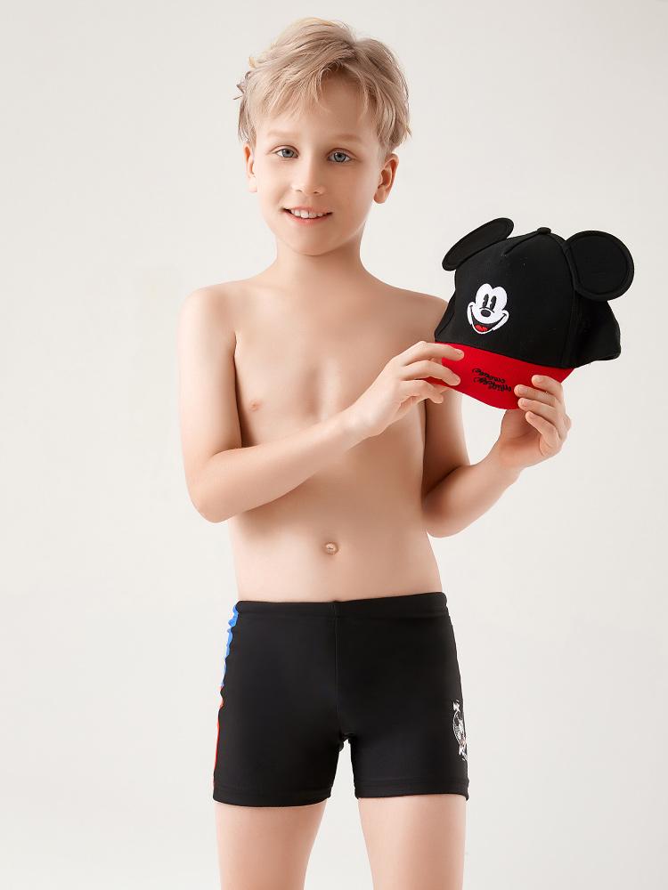D26213,图片1,男童平角泳裤