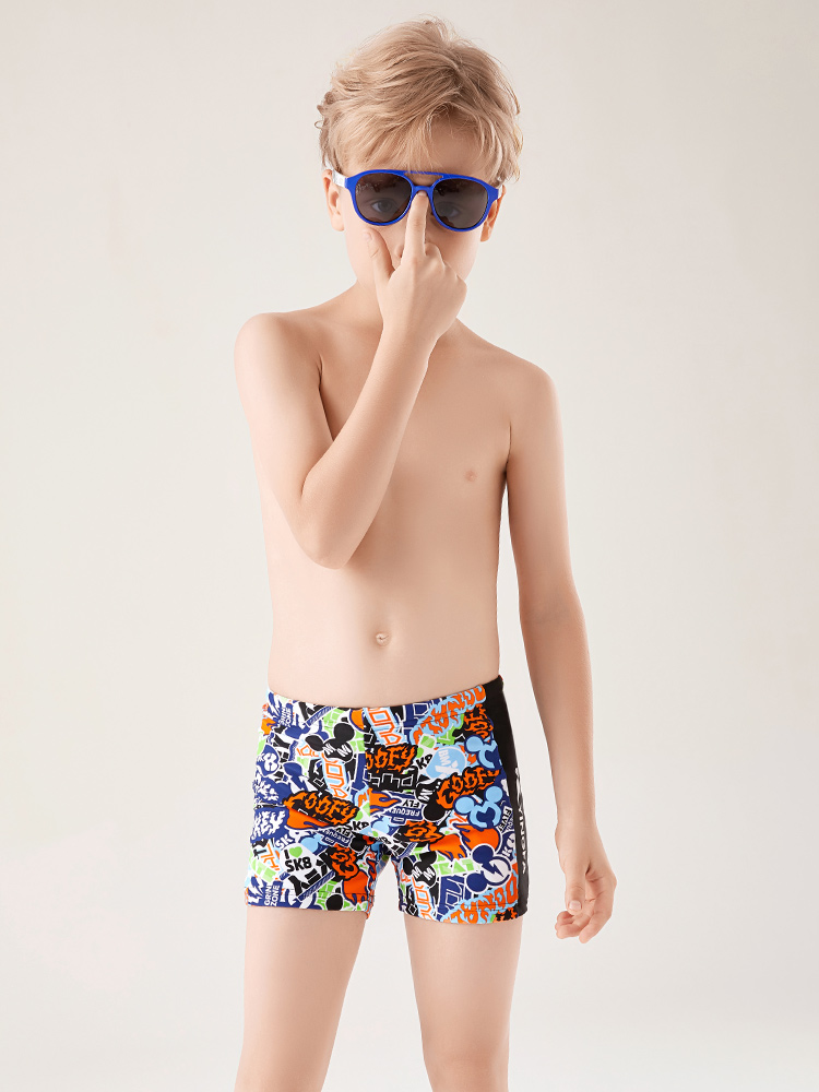 D26212,图片4,男童平角泳裤