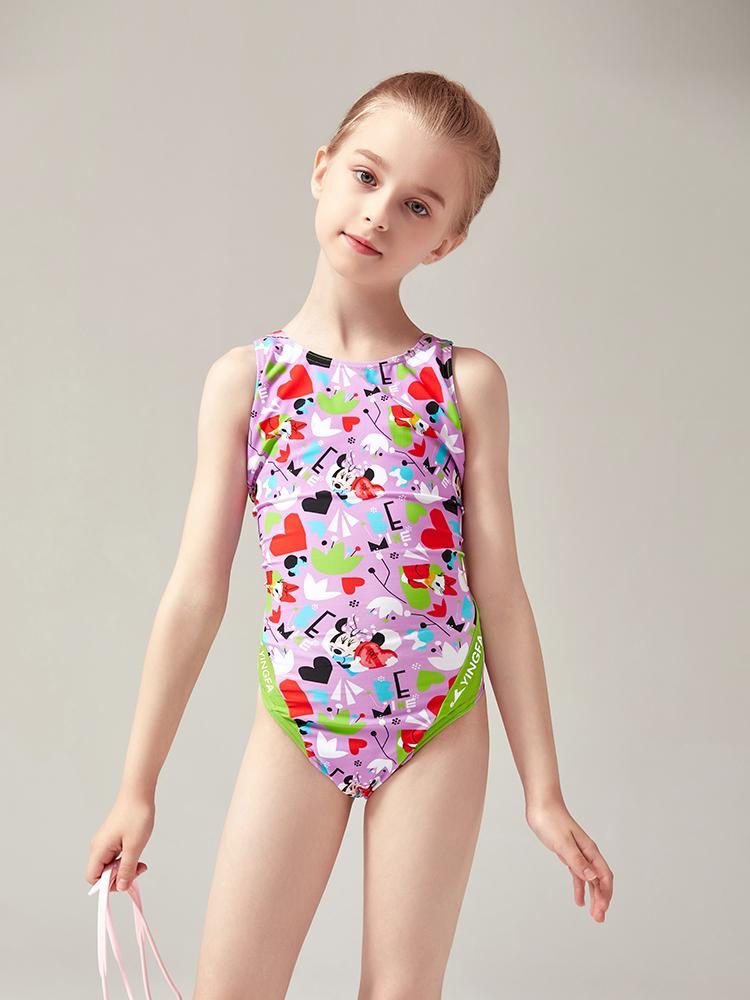 D22005,图片3,专业三角连体女士泳装
