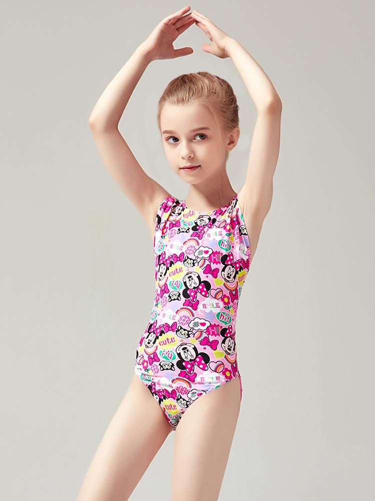 D22016,图片2,三角连体专业泳衣