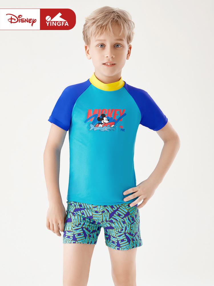 D23163,图片0,男童泳衣套装